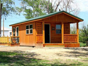Kuhlmann cabin