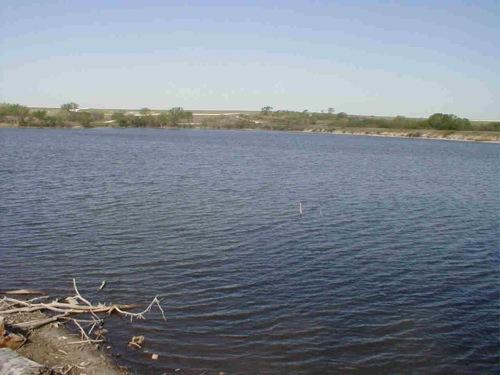 Rooks State Lake