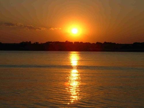 Webster sunset